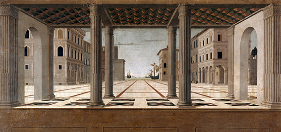 180304 Francesco di Giorgio Martini attributed Architectural Veduta Google Art Project