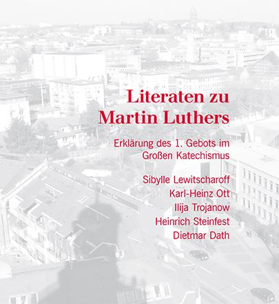 TITEL Literaten zu Luther